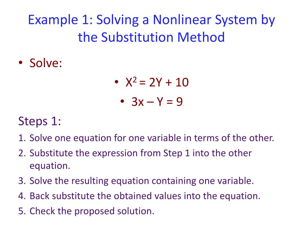 PPT - Systems of Equations and Inequalities PowerPoint