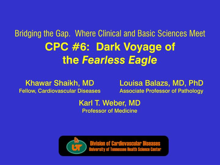 cpc 6 dark voyage of the fearless eagle n.