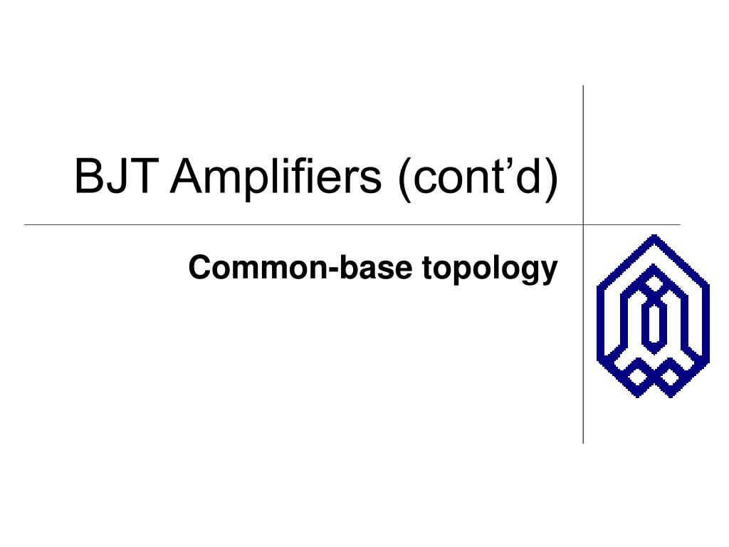 Ppt Bjt Amplifiers Contd Powerpoint Presentation Id4492492 An Ac Coupled Emitter Follower Common Collector Circuit Showing Cont D N