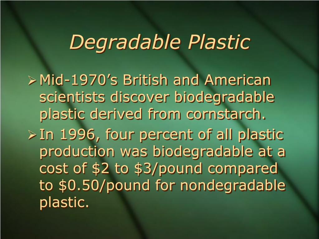PPT - Use of Biodegradable Mulch for Vegetable Crop