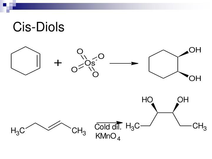 Cis-Diols
