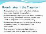 boardmaker in the classroom
