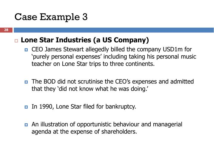 Lone Star Industries (a US Company)