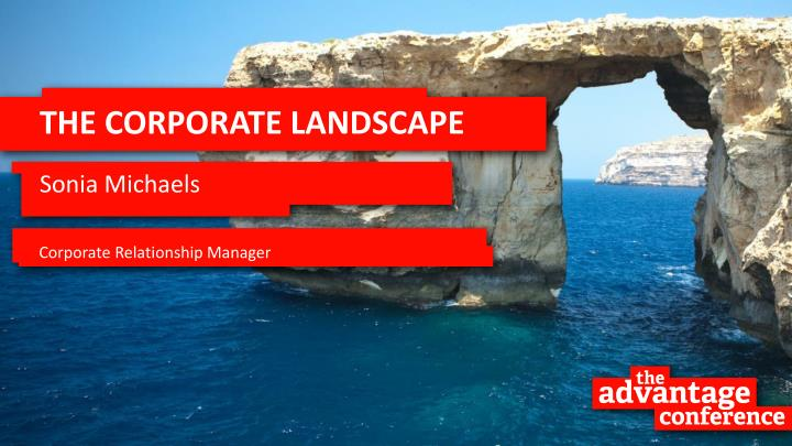 The corporate landscape