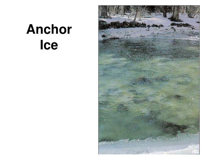 Anchor Ice
