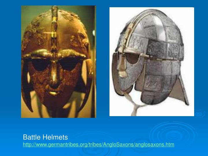 Battle Helmets