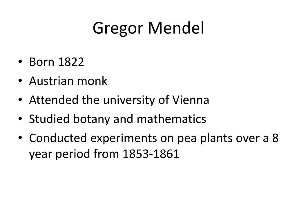 PPT - What is Genetics? PowerPoint Presentation, free ...
