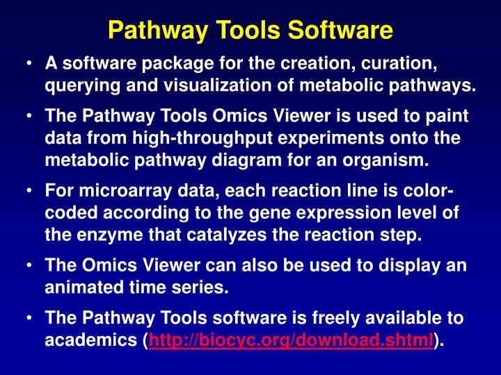 Pathway Tools Software