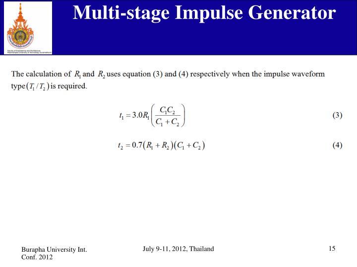 Multi-stage Impulse Generator