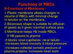 functions of rbcs1
