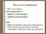 the case conditional1