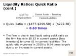 liquidity ratios quick ratio cont1
