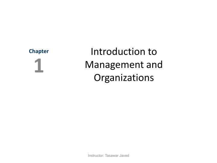 introduction managment and organizations The project management structures wwwpm4devcom the project organization structure a project organization is a structure that facilitates the coordination.