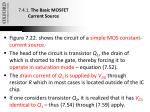 7 4 1 the basic mosfet current source
