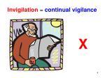 invigilation continual vigilance1
