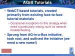 agib tutorials