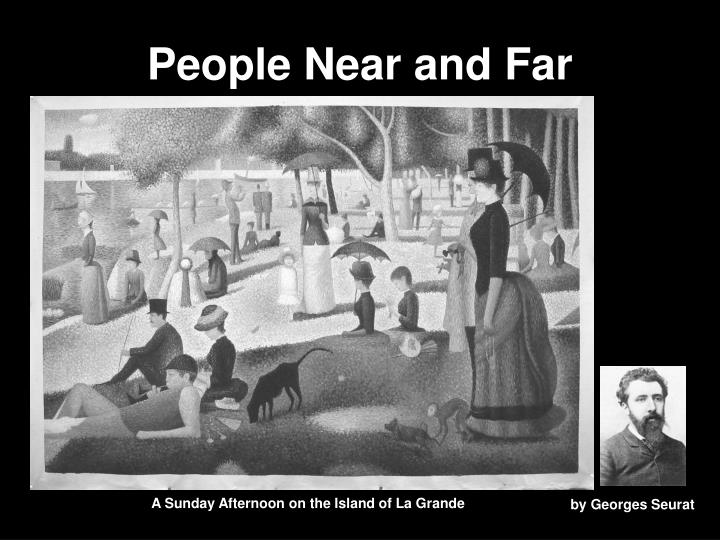 People near and far1