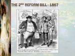 the 2 nd reform bill 18672