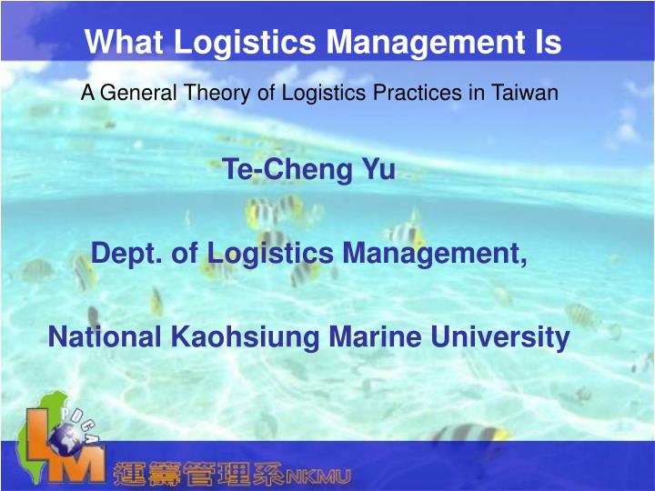 third party logistics past present and A third-party logistics provider (abbreviated 3pl, or sometimes tpl) is a firm that provides service to its customers of outsourced (or third party) logistics services for part, or all of their supply chain management functions.