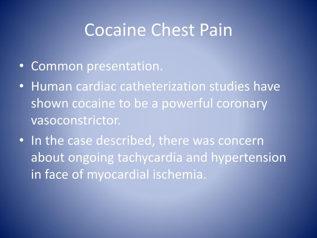 PPT - Cocaine & Beta-Blockers PowerPoint Presentation - ID:4501102
