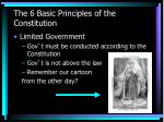the 6 basic principles of the constitution5
