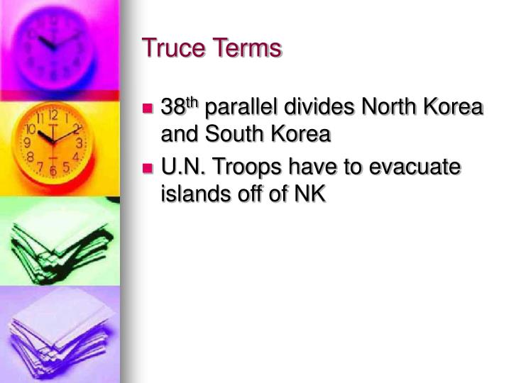 Truce Terms