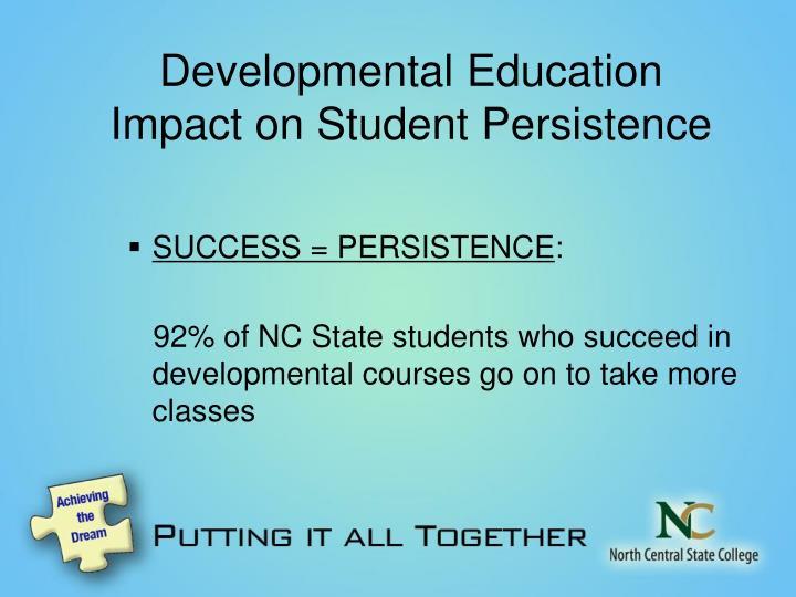 Developmental Education
