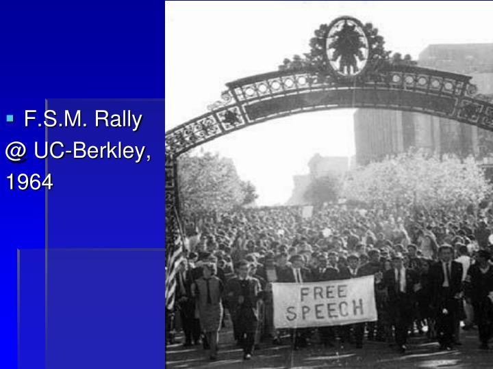 F.S.M. Rally