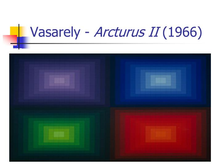 Vasarely -