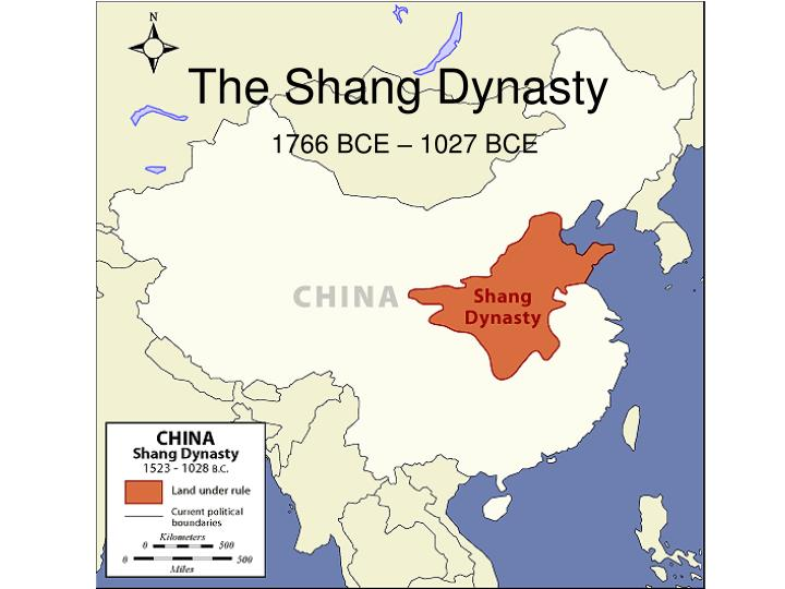 PPT - The Shang Dynasty PowerPoint Presentation - ID:4502565