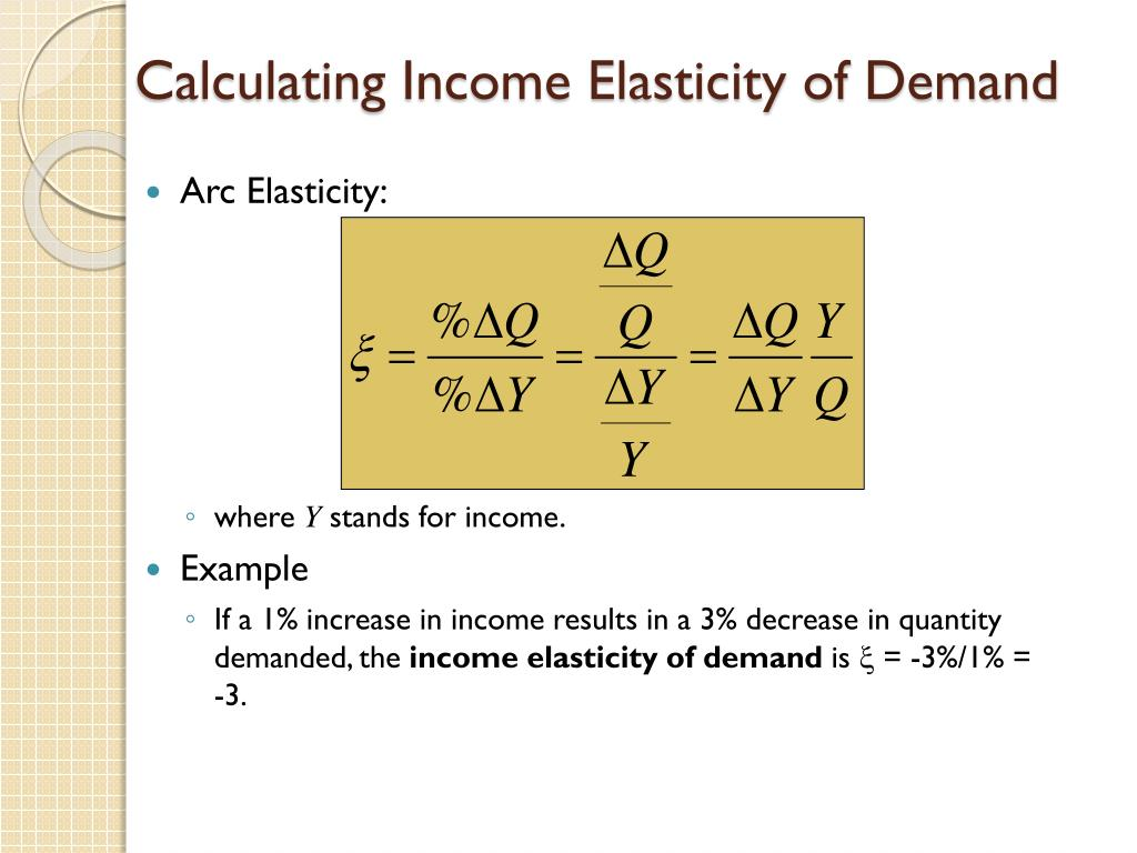 Ppt Economic Analysis For Business Session V Elasticity And Its Application 1i Powerpoint Presentation Id 4502974
