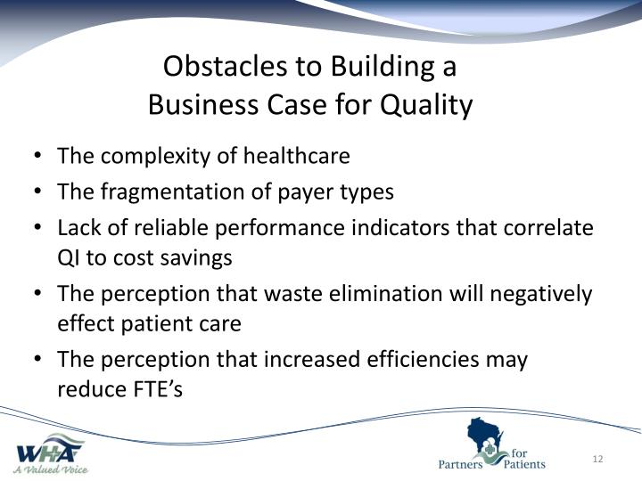 Obstacles to Building a