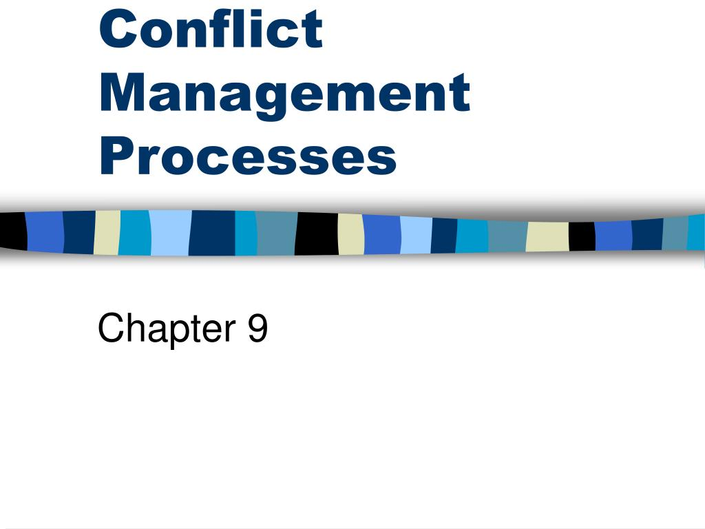 Conflict resolution methods in project management team building.