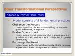 other transformational perspectives2