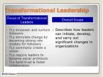 transformational leadership2