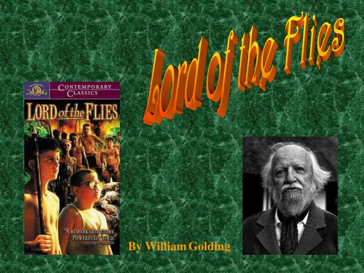 an analysis of william goldings lord of flies