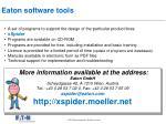 eaton software tools1
