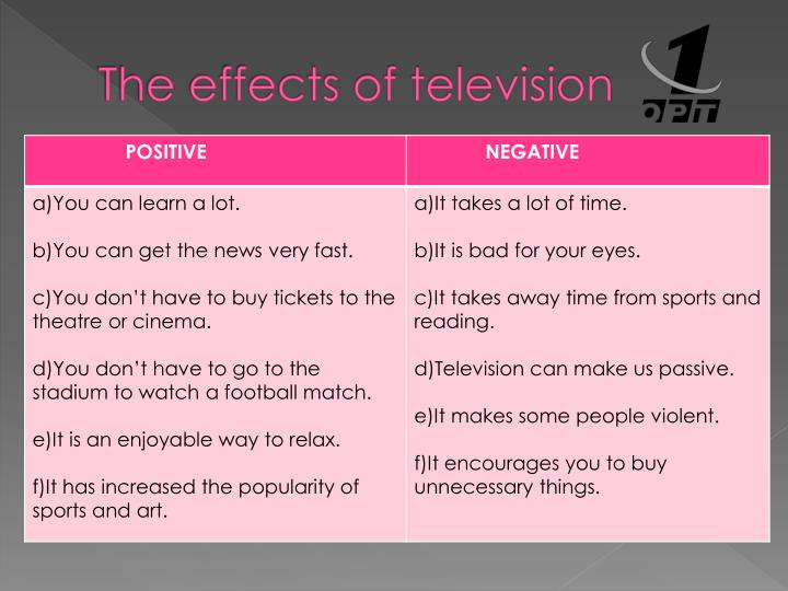 the effects of tv We should be concerned about the effects of television on children but when it  comes to learning speech, it's a lack of conversation--not exposure to tv--that.