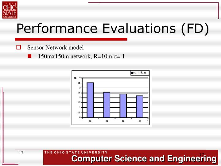 Performance Evaluations (FD)