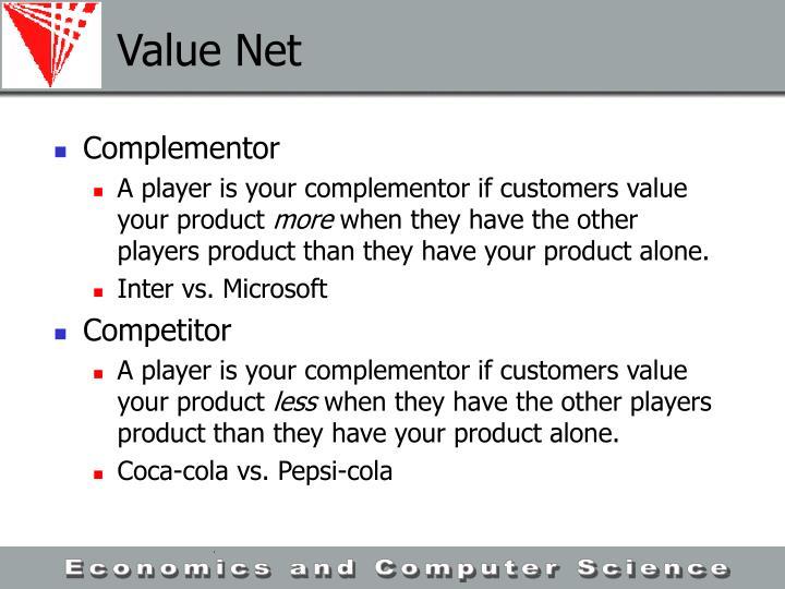 Value Net