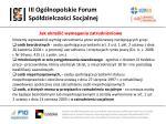 iii og lnopolskie forum sp dzielczo ci socjalnej22