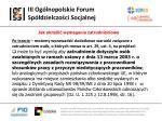 iii og lnopolskie forum sp dzielczo ci socjalnej26