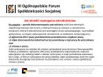 iii og lnopolskie forum sp dzielczo ci socjalnej27
