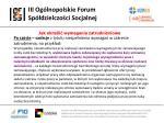 iii og lnopolskie forum sp dzielczo ci socjalnej29