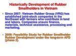 historically development of rubber smallholders in vietnam1