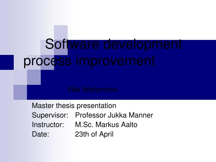 master thesis presentation slides Master thesis presentation slides posted by jiahao liu liu at 03:03 email this blogthis share to twitter share to facebook share to pinterest.