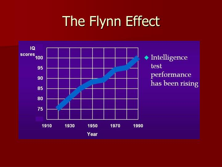 the flynn effect [] proposed causes of the flynn effect include improvements in test-specific skills (greenfield, 1998 wicherts et this suggests that the flynn effect has great potential in sub-saharan africa (wicherts.