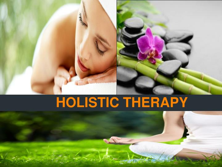 holistic therapy n.