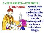 3 eukaristia liturgia