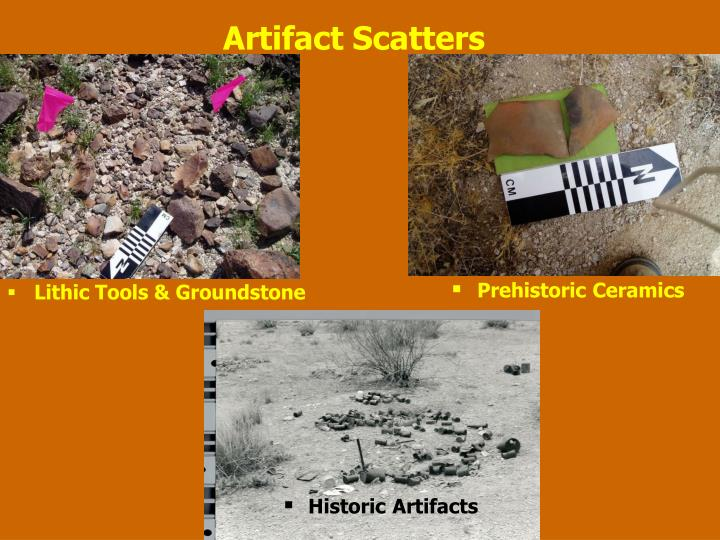 Artifact Scatters